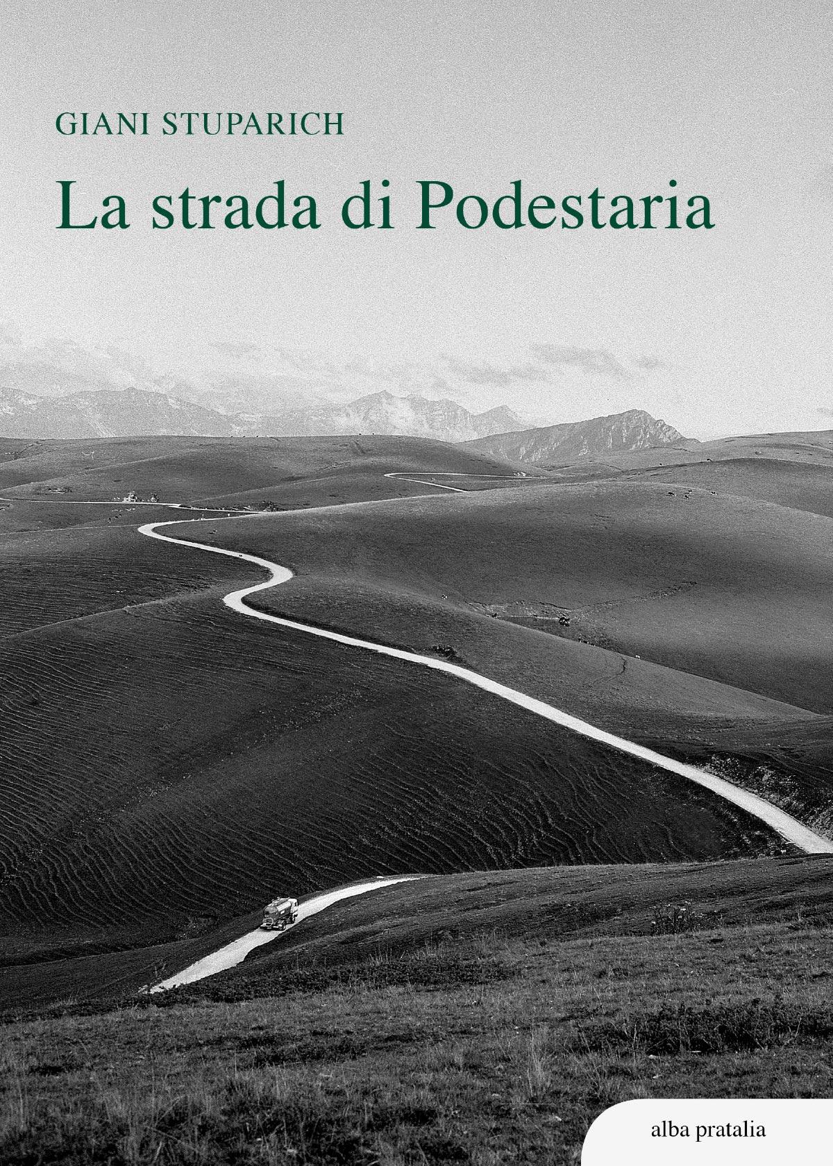 La strada di Podestaria Giani Stuparich